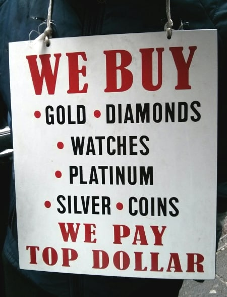 10 Things learned at the Las Vegas Shows - We Buy Diamonds walk board