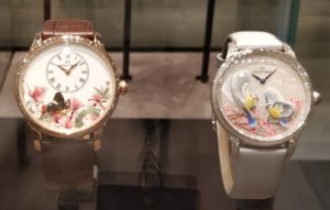 Jaquet Droz Chinese themed watch designs